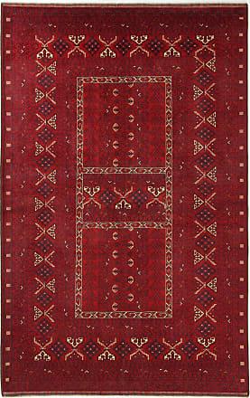 Nain Trading 255x161 Tappeto Orientale Khal Mohammadi Ruggine/Viola (Afghanistan, Lana, Annodato a mano)