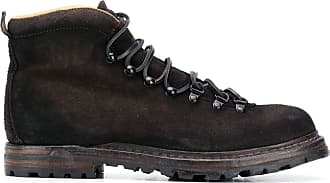 Officine Creative Kontra lace-up boots - Brown