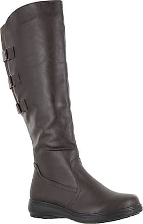 Easy Street Presley Womens Boot 6.5 B(M) US Brown