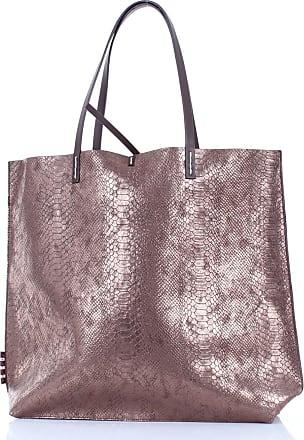 Manila Grace Shopping bags Bronze