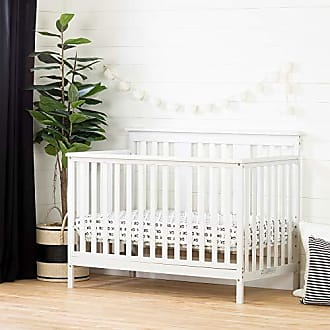 South Shore Furniture 11875 Little Smileys Crib-Pure White