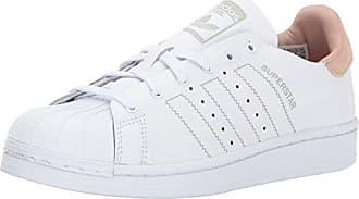 adidas Originals Womens Superstar Decon W, White/White/White, 10 Medium US