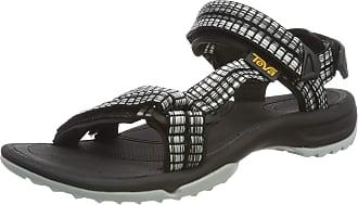 Teva Terra Fi Lite, Womens Open Toe Sandals, Multicolour (Samba Black Multi Sbml), 7 UK (40 EU)
