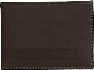 MCD Carteira Mcd - Marrom - ÚNICO
