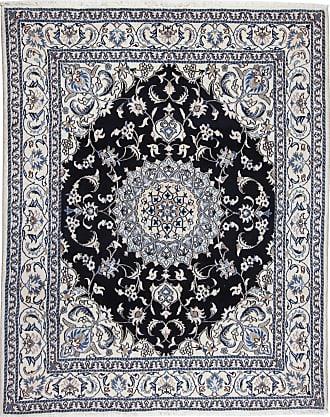 Nain Trading 249x202 Tappeto Fatto A Mano Nain Grigio Scuro/Azzurro (Lana, Persia/Iran)