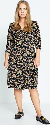Violeta by Mango Print wrap dress
