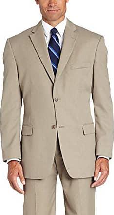 Haggar Mens Big /& Tall Herringbone Two-Button Suit Separate Coat