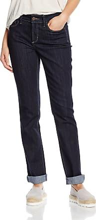 NYDJ Womens Samantha Slim Jeans, Blue (Hamlin),8 UK