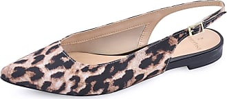La Femme Slingback La Femme Leopardo 33