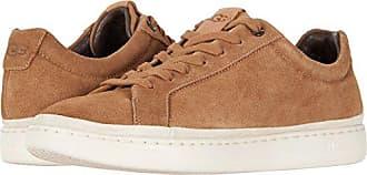 UGG Mens Cali Lace Low Sneaker, Chestnut, 14 M US