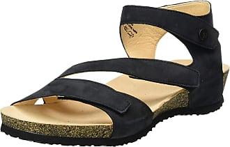 Think Womens 686371_Dumia Sling Back Sandals, Black Black 00, 5 UK