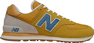New Balance 574 - ML574SCB - Color: Yellow - Size: 10.0 UK