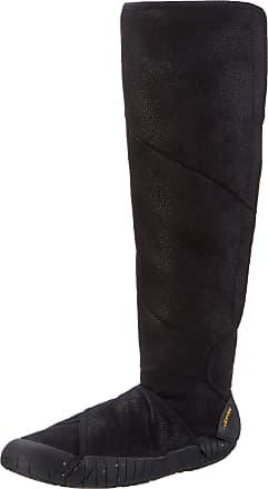 Vibram Fivefingers Unisex Adults Furoshiki Hboot Boots, Black, Medium (40/41 EU)