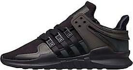 7d67edc38d1e3 adidas Originals Damen EQT Support ADV Sneakers Schwarz