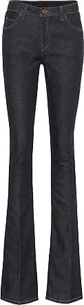 Victoria Beckham High-rise flared jeans