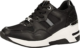 Tom Tailor 8091512 Womens Trainers Black Size: 8.5 UK