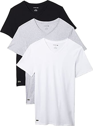 Men's Lacoste V-Neck T-Shirts − Shop now up to −19%   Stylight