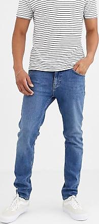 Weekday Friday slim jeans in blue