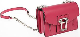 Proenza Schouler Brushed Leather HAVA Mini Crossbody Bag Größe Unica