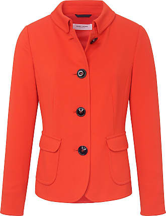 Gerry Weber Slightly tailored jersey blazer Gerry Weber red