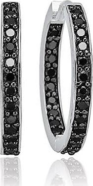 Sif Jakobs Jewellery Ohrringe Corte mit schwarzen Zirkonia