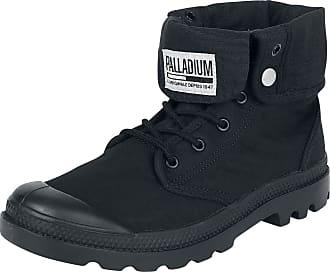 50ca90ba1add48 Palladium Baggy Army TRNG Camp - Boot - schwarz