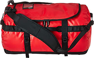 The North Face Base Camp Duffel - Small (Juicy Red/Spiced Coral) Duffel Bags