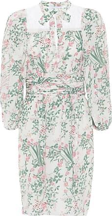 Giambattista Valli Floral silk crêpe de chine dress