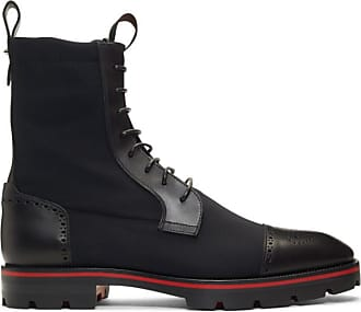 079d42e9baa Christian Louboutin® Leather Boots: Must-Haves on Sale up to −76 ...