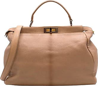 fe7a65e4407e Fendi® Leather Bags − Sale  up to −40%