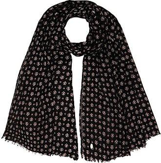 e1bd799c0cc Ddp AFCHE1PE50 Châle Femme Noir (Black) Taille unique (Taille fabricant  T