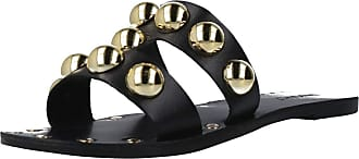 Inuovo Women Sandals and Slippers Women 464004I Black 5.5 UK