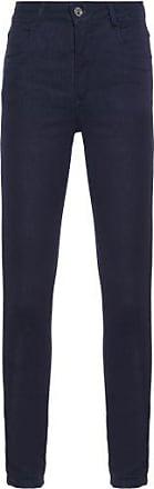 Lebôh Calça Skinny Pietra Cós Alto Lebôh - Azul