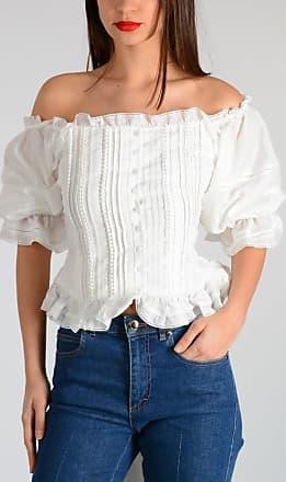 Faith Connexion Cotton Blouse Asymmetric size M