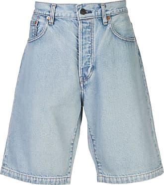 Wardrobe.NYC x Levis Release 04 denim shorts - Blue