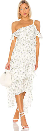 Rachel Zoe Joanna Dress in White