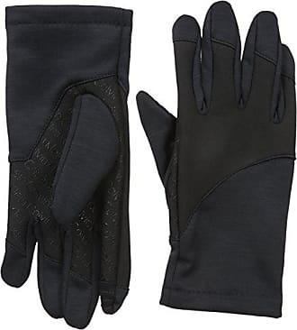 Calvin Klein Mens Touchscreen Gloves, Charcoal, L/XL