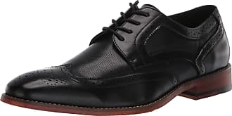Kenneth Cole Reaction Mens RMS0085AM Blake Lace Up Wt Size: 13 Black