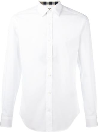 Burberry Camisa mangas longas - Branco