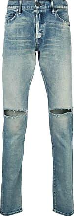 John Elliott + Co Calça jeans The Cast 2 Figueroa - Azul
