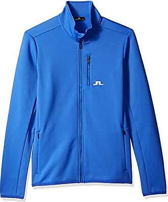 J.Lindeberg Mens Truuli Midlayer Jacket, Daze Blue, Small