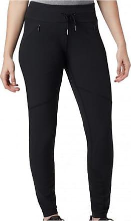 Columbia Womens Bryce Canyon Hybrid Jogger Pantaloni tempo libero Donna | nero