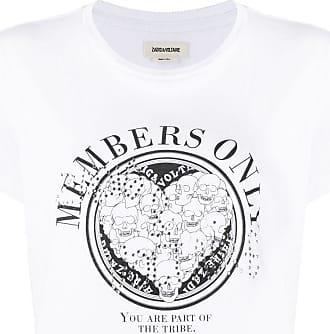 Zadig & Voltaire logo T-shirt - White