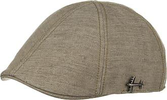 dc814596d02 Stetson Cotton Texas Linen Flat Cap by Stetson Flat caps