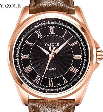 Yazole Relógios de Luxo em Aço Inoxidável YAZOLE D336 (1)