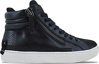 d2a60157886d Crime London Unbekannt Crime Scarpe Sneaker Donna 25146 20 Nero Autunno  Inverno 2018