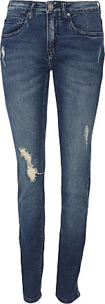 Calvin Klein Jeans Calça Jeans Calvin Klein Jeans Skinny Destroyed Azul