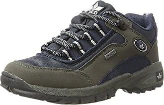 46 Homme Bleu Grau de Marine Lico Randonnée Chaussures EU Basses Lugano Low 0qn76Zwv