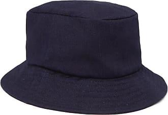 Freemans Sporting Club Denim Bucket Hat - Indigo