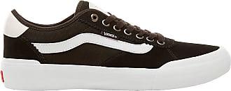 Vans Suede/Canvas Chima Pro 2 Skate Shoes white